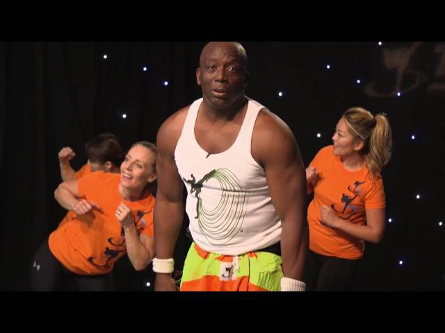 Billy Blanks Tae Bo® Butt Lower Body!