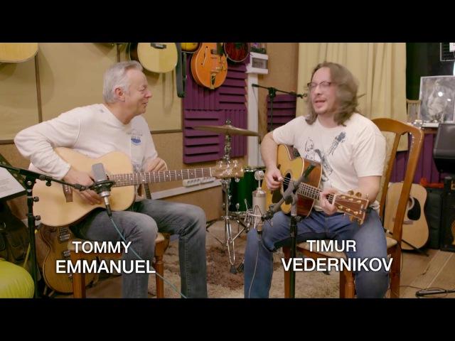 Tommy Emmanuel, Timur Vedernikov CANNONBAL RAG