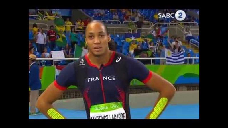 Men's High Jump final |Athletcis |Rio 2016 |SABC