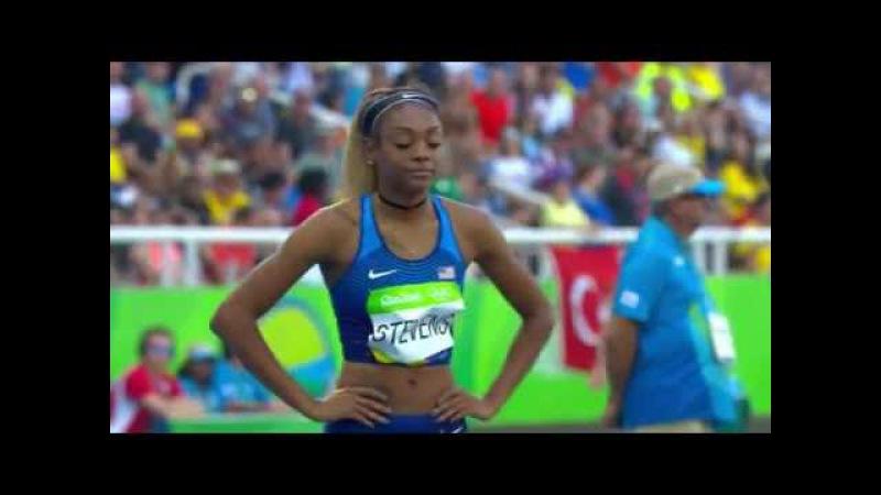 Women's hammer and 3 000m steeplechase |Athletics |Rio 2016 |SABC