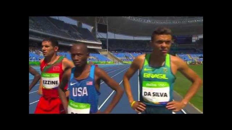 Men's 3 000m Final |Steeplechase |Rio 2016 |SABC