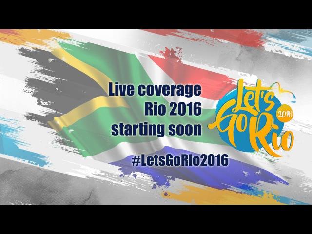 Men's Shot Put final |Athletics |Rio 2016 |SABC