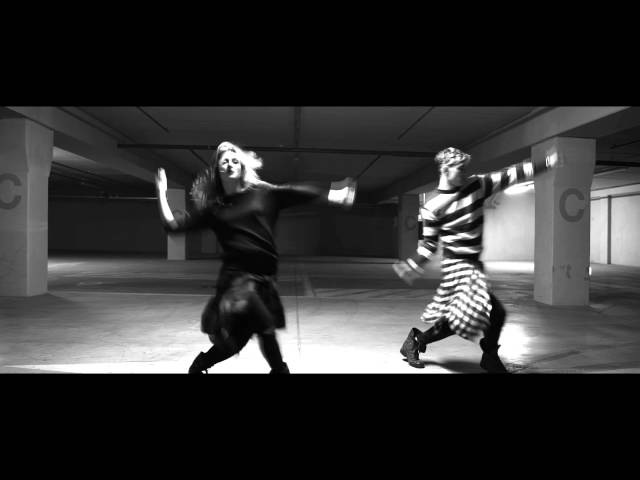 The Neighbourhood - Sweater Weather choreography concept by Andrei Groza
