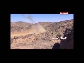 Saudi soldiers fell into a Yemeni trap in Shorfah, Najran, Saudi