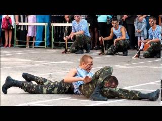 Десантура - Дніпропетровський військовий ліцей