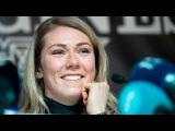 VM-stjerna Mikaela Shiffrin blir satt ut: - Hvem gjorde det der?