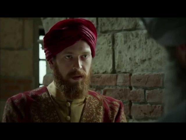 Şehzade Murattan babasına tokat gibi cevap - Muhteşem Yüzyıl 139.Bölüm