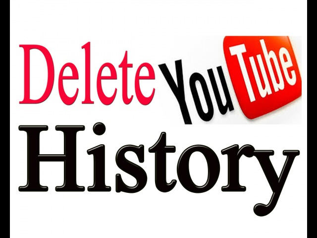 How To Delete Your YouTube Search History - 2016 (new youtube interface)