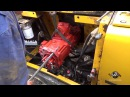 How to Install a Hydraulic Pump on an Excavator