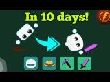 Starve.io САМЫЙ БЫСТРЫЙ СПОСОБ ПОЛУЧИТЬ АМЕТИСТЫ ЗА 10 ДНЕЙ!