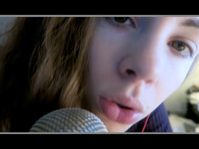 ASMR Kissing kisses, Breathy video, whispering, breathing
