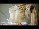 Marble Helped Scholars Whitewash Ancient History HBO