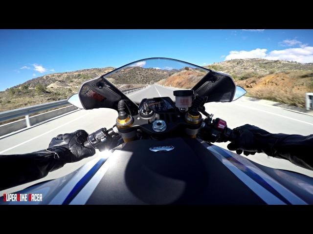 Yamaha R1M 2016 Brutal Acceleration