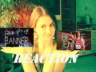 Epic Rap Battles of History: Bruce Banner vs Bruce Jenner. Reaction