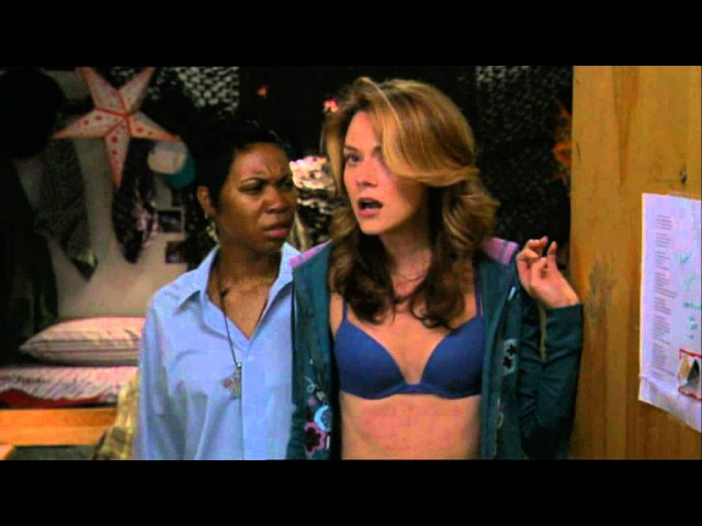 Little Britain USA - Daffyd Thomas The Lesbians - Hilarie Burton From One Tree Hill (S01E06)