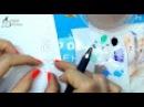 Вебинар Жостово часть 4, Подготовка к уроку в Мастергруппе, обучение жостовской росписи ногтей