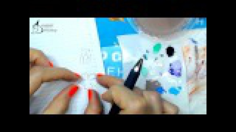 Вебинар Жостово часть 4 Подготовка к уроку в Мастергруппе обучение жостовской росписи ногтей