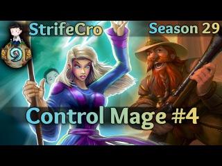 Hearthstone Control Mage S29 4: Shh It's a Secret
