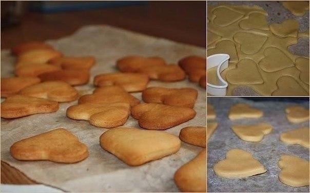суворовское печенье рецепт с фото пошагово