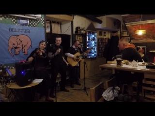 Шефанго Band - Повелитель волков (Clute, Кострома)