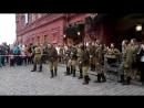 НочьМузеев «Праздник Победы». Танцы и военные песни в исполнении студентов Истфака МГУ