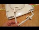 Установка унитаза на плитку своими руками после ремонта в ванной Качественная установка