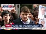 Киев. 28 февраля, 2017. Савченко о визите в ДНР (112 канал )