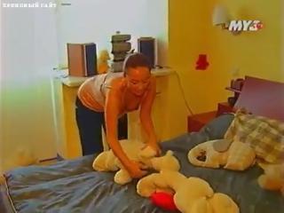 Жанна Фриске Голая - 2005 шоу Напросились.