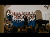 1 курс. Отчетный концерт хоровых классов МПУ