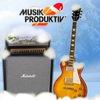 Musik-Produktiv. Германия. Музыкальные инстр-ты.