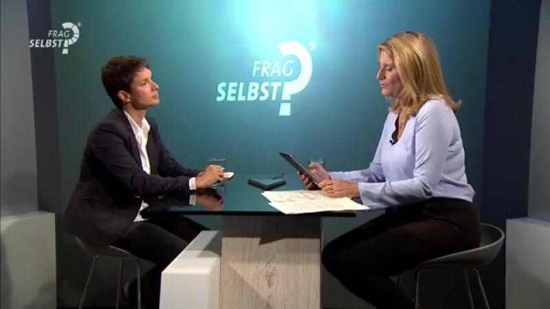 Frauke Petry beantwortet Fragen