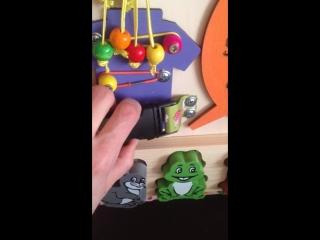 Видеообзор бизиборда 50х70