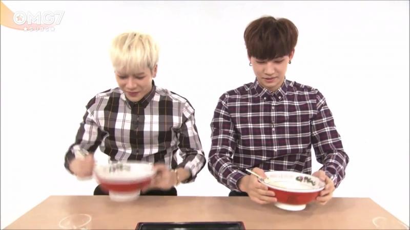 160803 NHK E-tele 'Уроки корейского' 17 эпизод (ансаб)