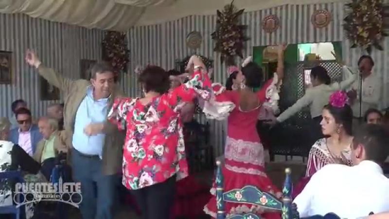 Feria de Sevilla 2017. Sevillanas