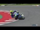 Aleix Espargaro crash
