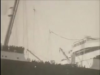 RMS Olympic 1920s Part 3
