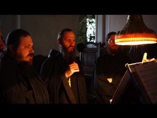 Хор братии Валаамского монастыря - Антифоны Пятидесятницы (2016)