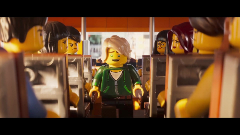 Лего Фильм Ниндзяго The Lego Ninjago Movie 2017 трейлер № 2 русский язык HD мультфильм смотреть онлайн без регистрации