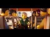 Лего Фильм: Ниндзяго (The Lego Ninjago Movie) (2017) трейлер № 2 русский язык HD / мультфильм /