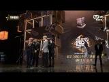 `AWARDS` 161202 Bangtan - Best Dance Performance Male Group @ 2016 Mnet Asian Music Awards.