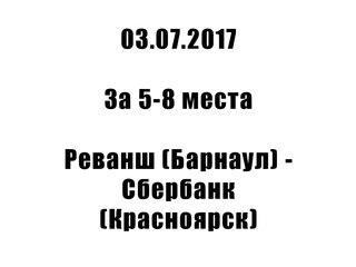 МЛБЛ Сибирь 2017