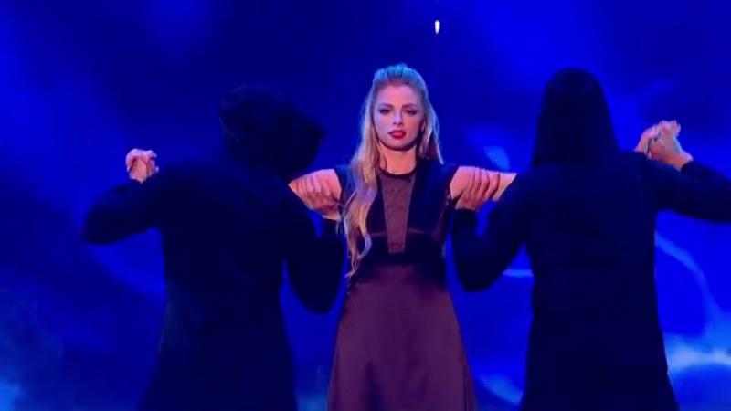 Джозефина Ли в шоу Britain's Got Talent