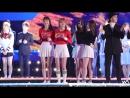 161022 레드벨벳 (Red Velvet) 오프닝 리허설 대기 직캠 @KBS 청소년 음악회 Fancam by -wA-