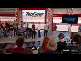 Top Gear America. 1 сезон 1 серия | Сделано в Америке [ENG] 1080p