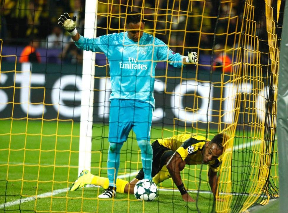 """Navas: Ilk bor """"Real"""" meni aybim bilan gol o'tkazdi"""