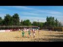 Один за всех! И все за одного! Пляжный Спартак. Стадион Янтарь 2017