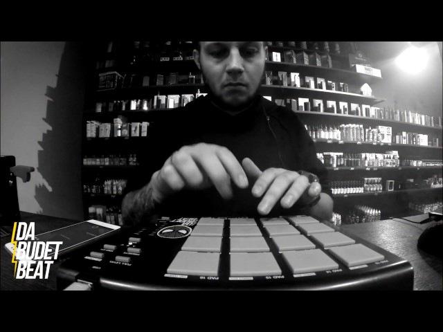 DA BUDET BEAT [SAZON] - SOME NOISE (Akai MPD18 Live)