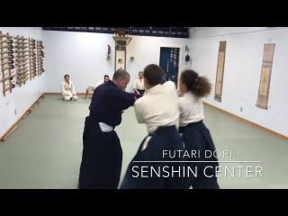 Futari Dori (Two Person Grab)