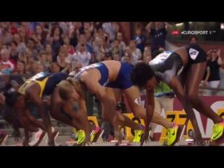 Elaine Thompson Wins Women's 100m Brussels Diamond league 2016