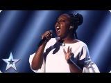 Sarah Ikumu reigns supreme with Princes Purple Rain Semi-Final 3 Britains Got Talent 2017